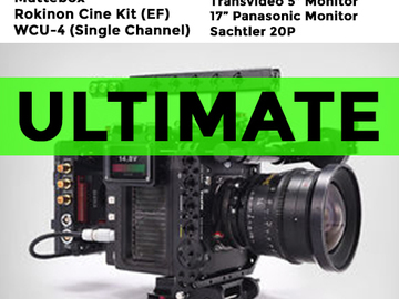 Rent: Arri Alexa Mini - 4:3 License - WCU4, Teradek, Monitor, etc