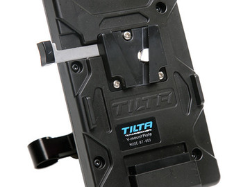Rent: Tilta Dslr 15mm Bp V Mount Battery Plate Power Supply System
