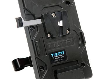 Rent: Tilta Dslr 15mm Bp V Mount Battery Plate Power Supply System