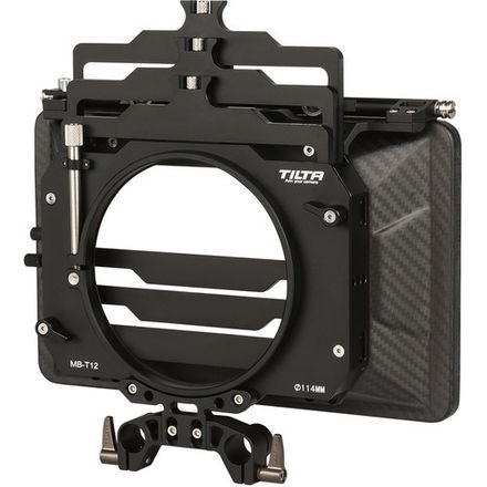 Tilta MB-T12 4x5.6 3-Stage Matte Box + ND Filter Kit