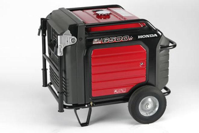 Honda 6500 EU Generator