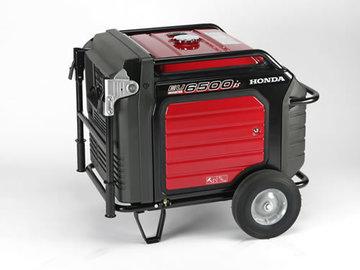 Rent: Honda 6500 EU Generator