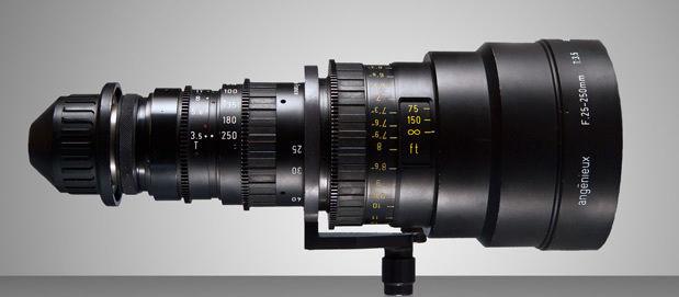 Angenieux 25-250mm HR