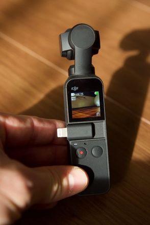 DJI Osmo Pocket Gimbal Stabilizer
