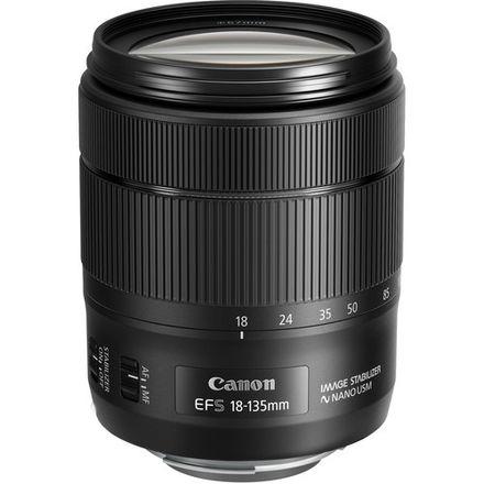 Canon EF-S 18-135mm f/3.5-5.6 IS USM & Lens Hood
