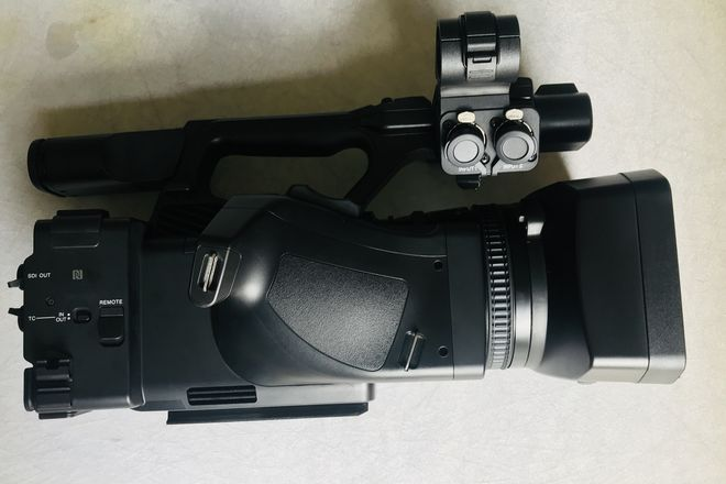 PXW Z190 4K Professional Camcorder