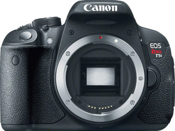 Rent: Canon t5i