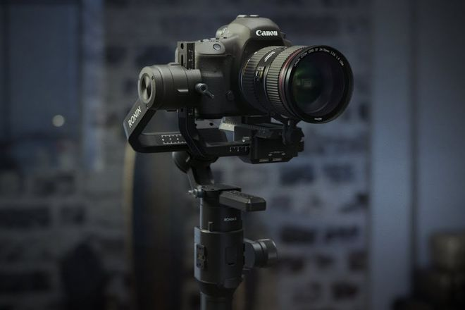 DJI Ronin-S For Rent, Like-New