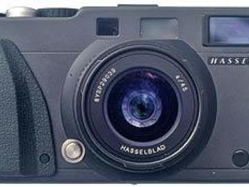 Rent: X-Pan Hasselblad 35mm Film Panoramic Camera with 45mm Prime