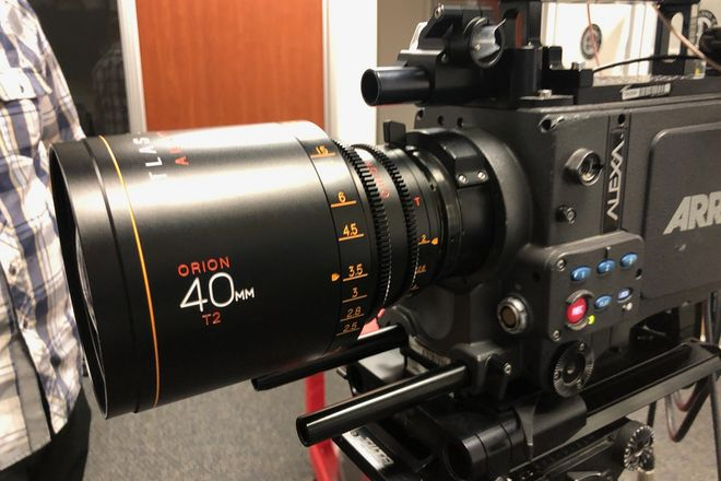 Atlas Lens Co. T2 Orion Series Lens Set