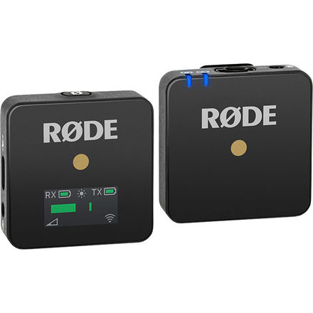 Rode Wireless GO Compact Lavalier Microphone System