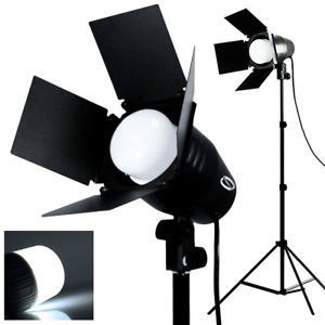 LED Daylight Continuous Lighting Kit (set of 2)