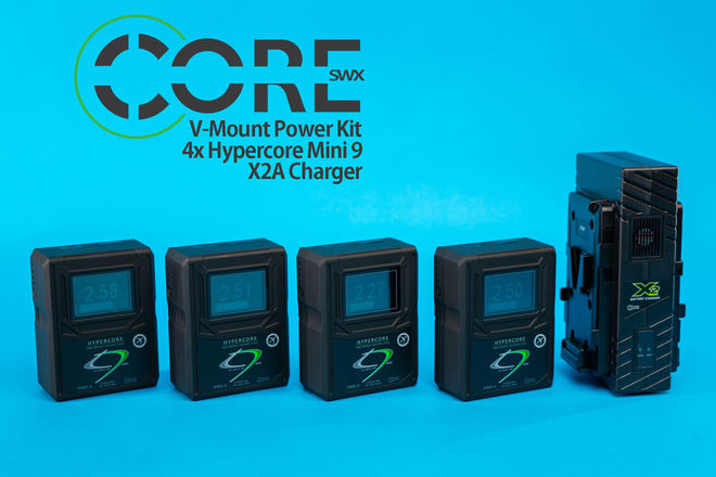 (x4) Hypercore Mini 98WH V-Mt Power Kit