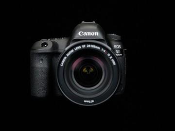 Rent: Canon EOS 5D Mark IV DSLR Camera - Mark 4