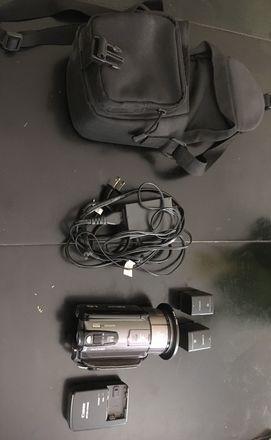 Interrotron Camera + accessories
