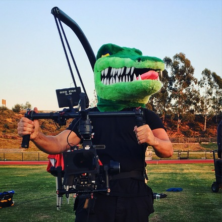 DJI Ronin with Support Vest and more