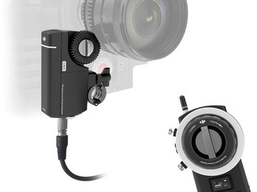Rent: DJI Focus Follow Focus Unit