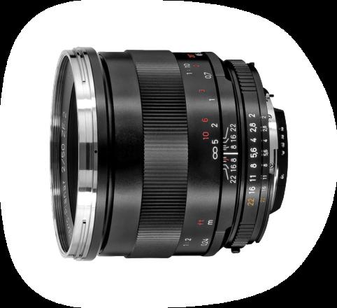 Zeiss ZF converted Cine Lens Set 21-25-35-50-85 (EF Mount)