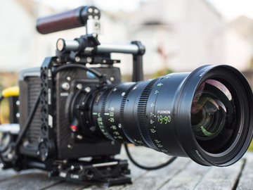 Rent: Arri Alexa Mini Package (EF/PL) +kit