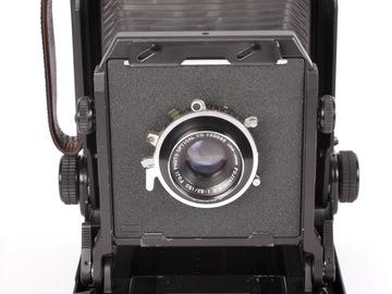 Rent: Toyo 45A Metal Field 4x5 Camera - 150mm f/6.3 Geronar Lens