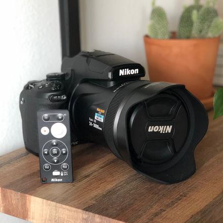 Nikon P1000 3000mm Zoom Camera