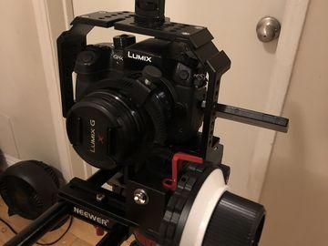 Lumix GH4 + 12-35mm lens