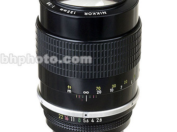 Rent: Nikon 135mm F2.5 AIS with Canon EF Mount