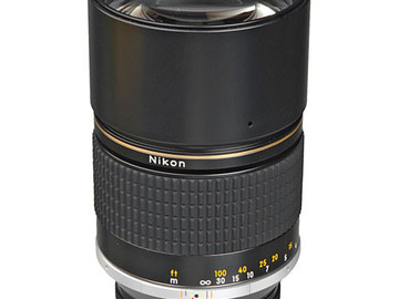 Rent: Nikon 180mm f 2.8 AIS with Canon EF Mount