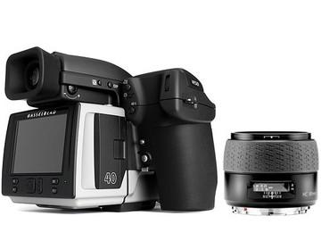 Rent: Hasselblad H5D-40 Medium Format Camera Kit with 4 Lenes