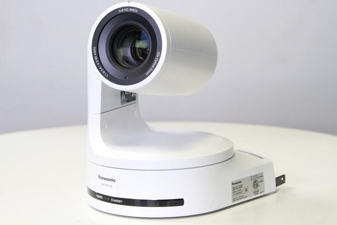 Panasonic AW-HE130 PTZ camera  White
