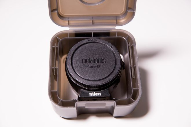 Metabones Canon EF Lens to Sony E Mount T Adapter (Mark IV)