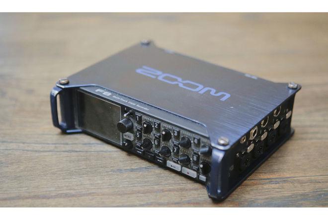 Zoom F8 Multi-Track Field Recorder (1 of 2)