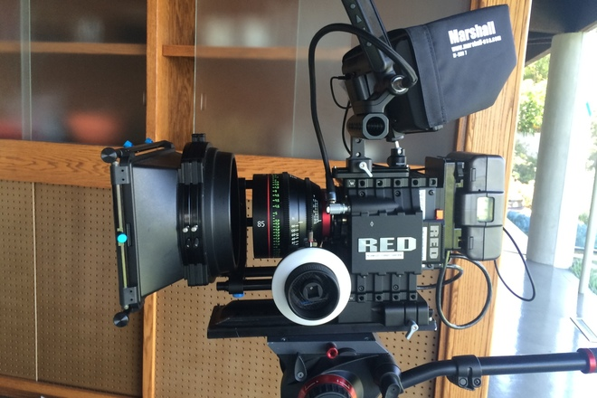 Red Scarlet Dragon Full Camera Package