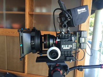 Rent: Red Scarlet Dragon Full Camera Package