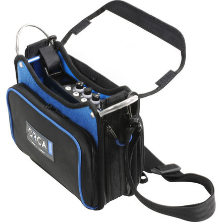 MixPre-3 Audio Recorder with L-batty slot and audio bag
