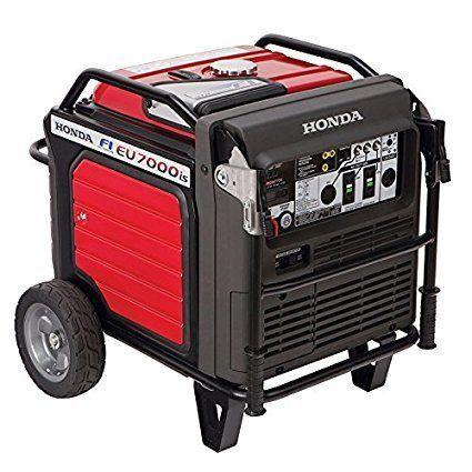 Honda eu7000iS Generator #2