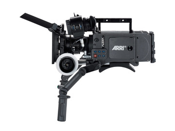 Rent: Arri Alexa Plus Package MB & FF (HS & Anamorphic Firmware