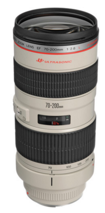 Canon EF 70-200mm f/2.8L USM Lens