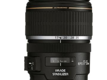 Rent: Canon EF-S 17-55mm f/2.8 IS USM Lens