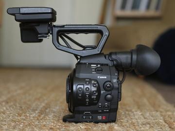 Rent: Canon C300 AF