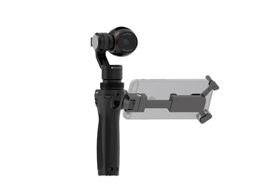 Rent: DJI Osmo 4k camera gimbal w/ND&pola filters, media