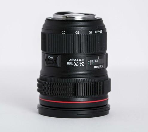 Canon 24 - 70 f/2.8