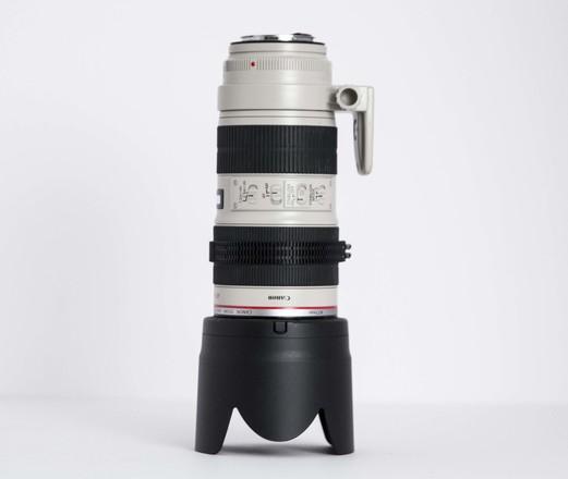 Canon 70 - 200 f/2.8