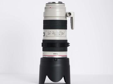 Rent: Canon 70 - 200 f/2.8