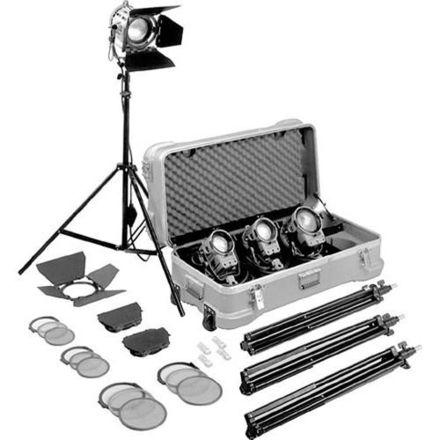 Arri Tungsten 4 Light kit
