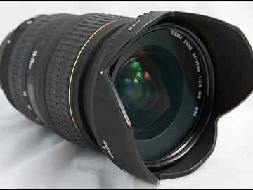 Rent: Sigma 24-70 F2.8