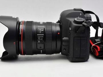 Rent: Canon 5D Mark III W/24-105 L Lens