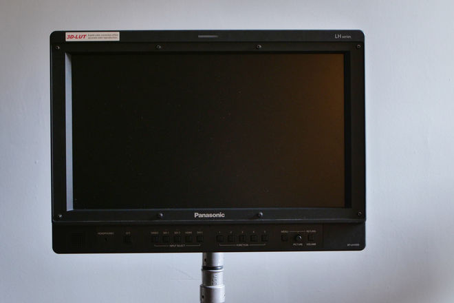 "Panasonic BT-LH1850 18.5"" Production Monitor"