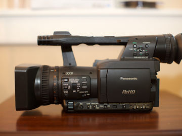 Rent: Panasonic HPX170 Package