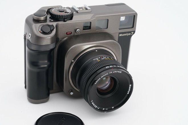 Mamiya Mamiya 7 w/ 80mm Lens